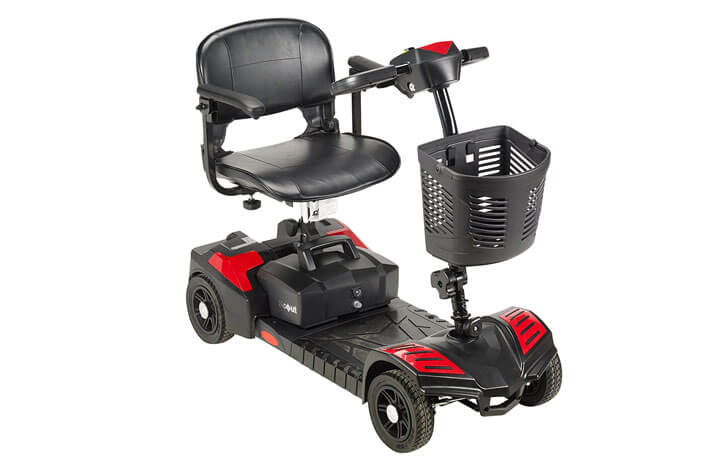 Best lightweight mobility scooter Drive Medical Scout