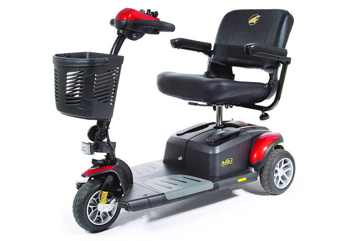 Best mobility scooters for seniors BUZZAROUND EX Extreme