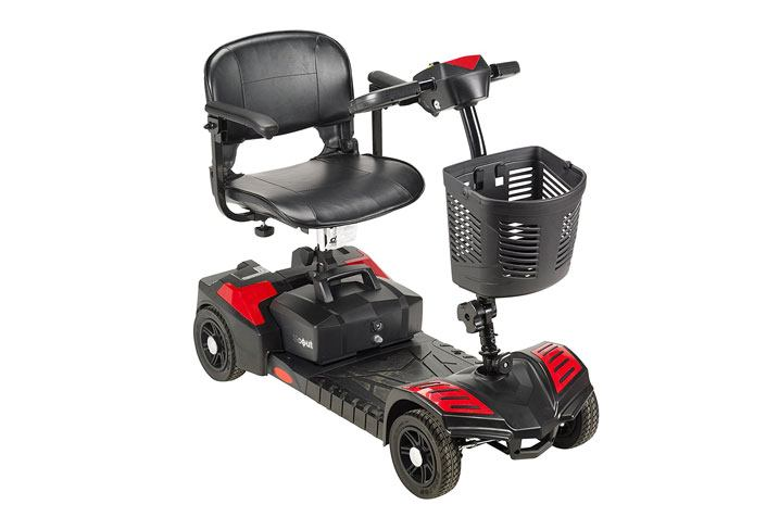 Best portable mobility scooter Drive Medical Scout