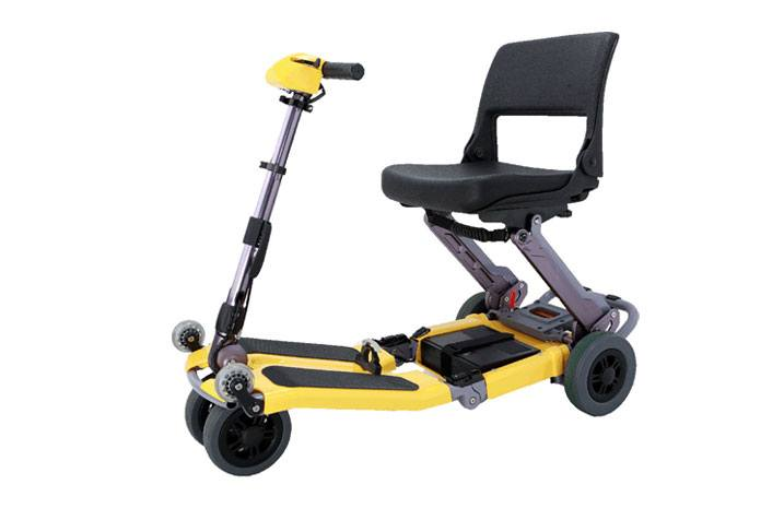 Best portable mobility scooter Luggie Compact