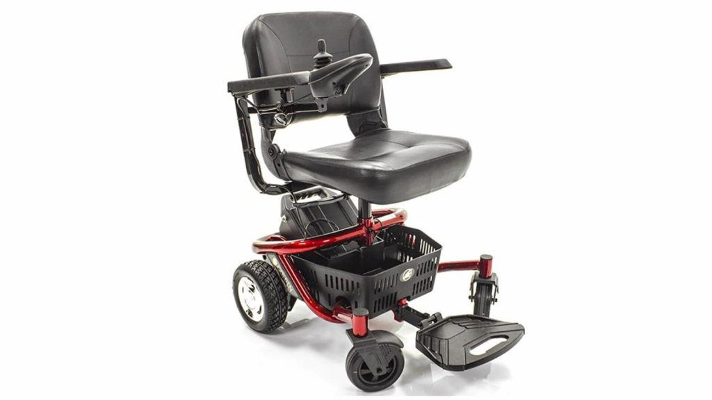Compact Power Chair Review