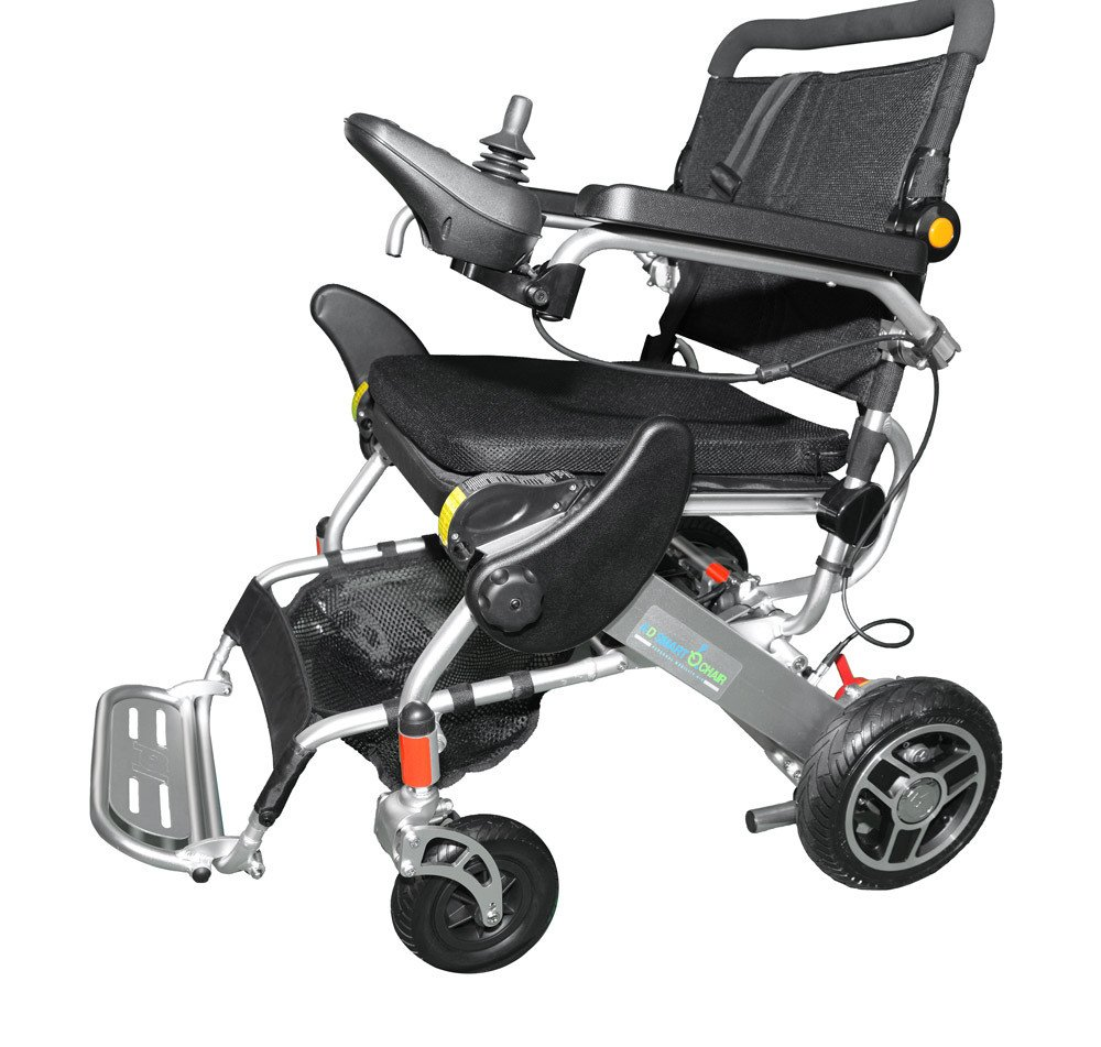 Heavy Duty wheelchair review KD Smart Chair