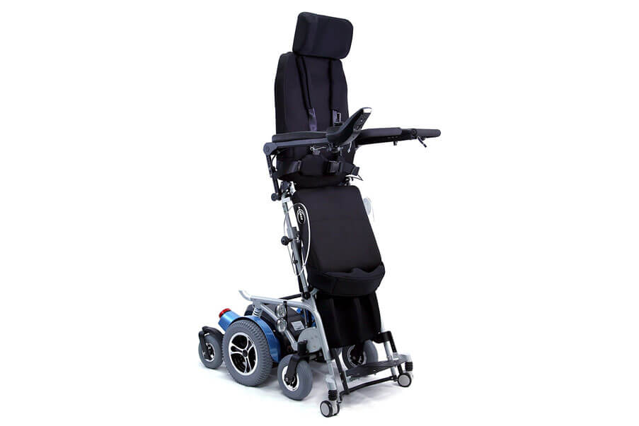 Standing Wheelchair Review Karman XO-505