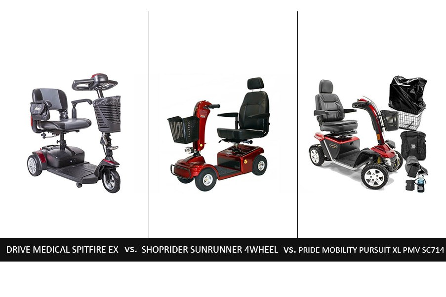 best mobility scooter 2018