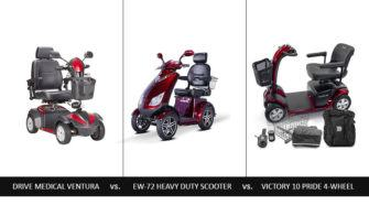 best mobility scooter for outdoors