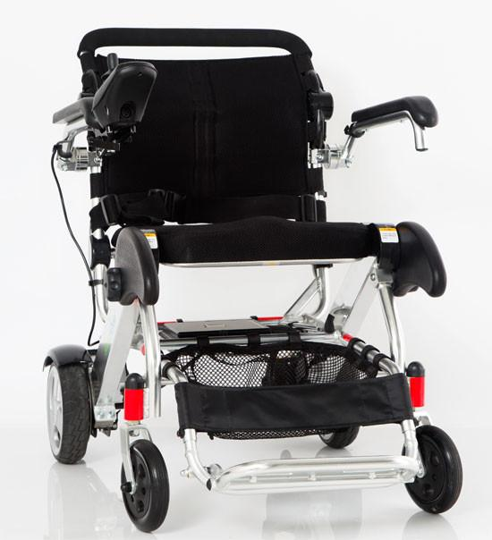 kd smart chair review - best foldable electric wheelchair