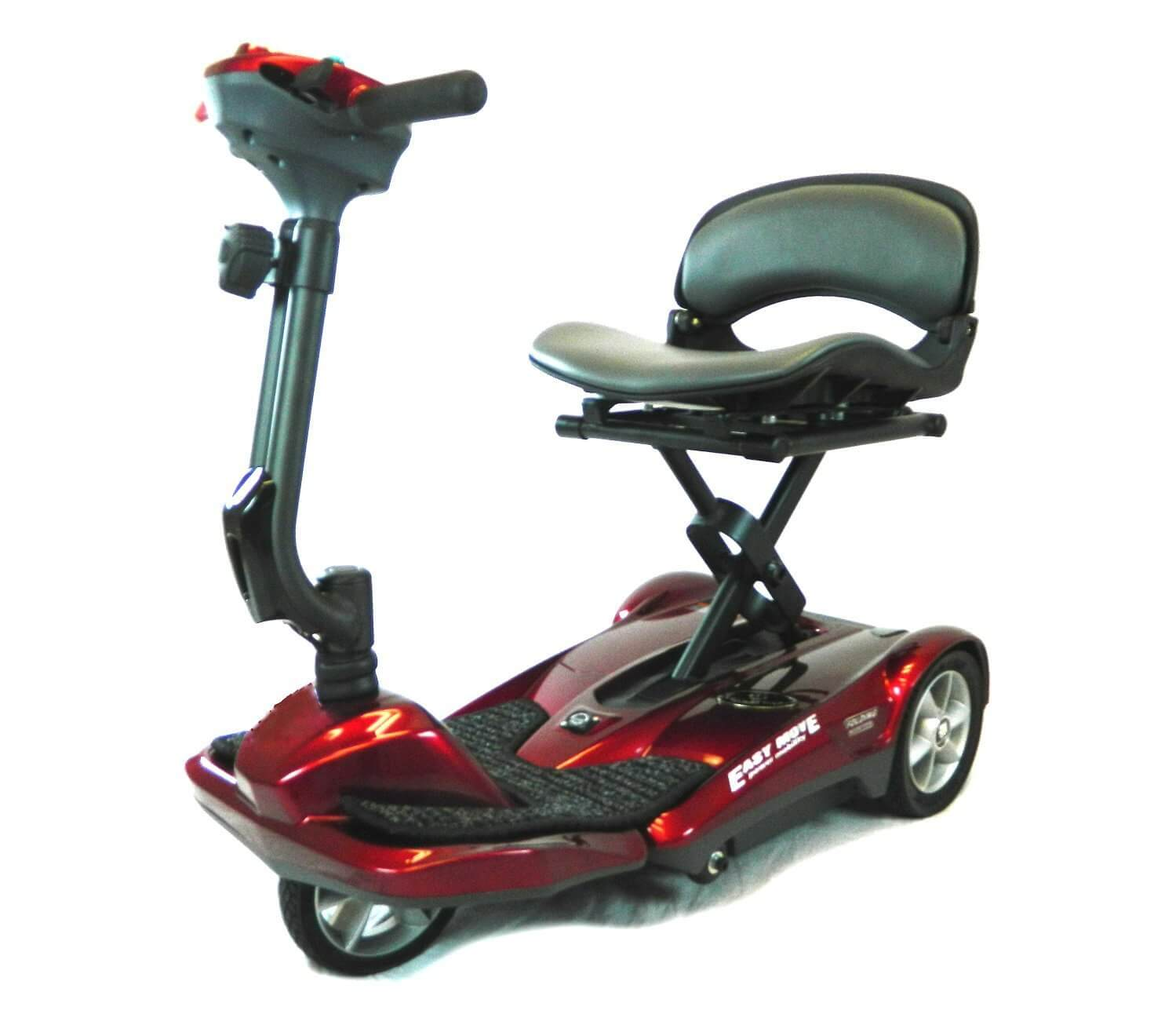 Heartway Passport Easy Move Mobility Scooter - Best Folding Mobility Scooter