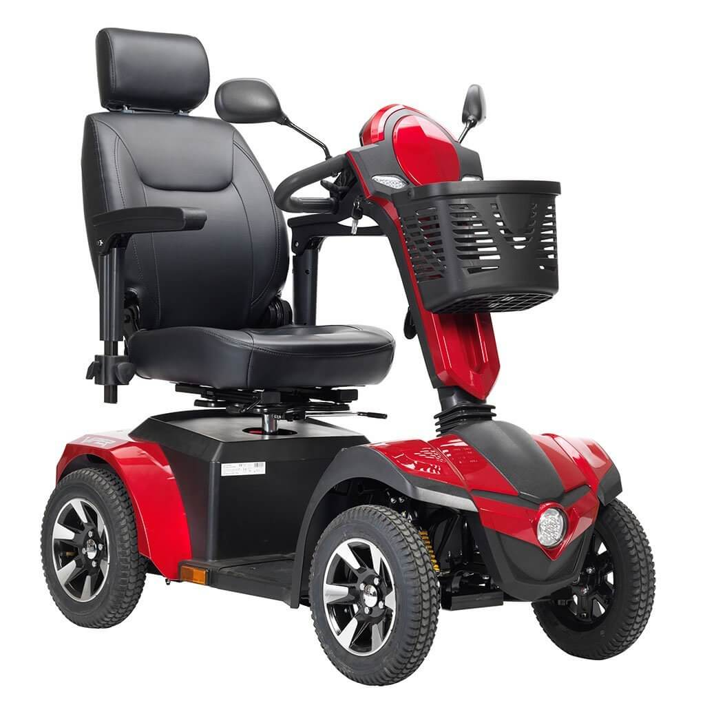 The best heavy-duty mobility scooter Drive Medical Panther
