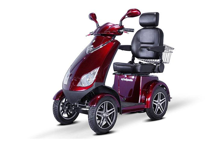 The best heavy-duty mobility scooter Pride Maxima